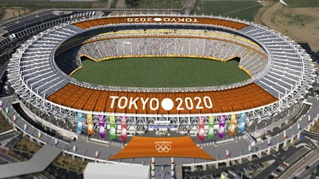 The Tokyo Stadium, one of Tokyo's proposed Olympic stadiums for the 2020 Olympics (Reuters)