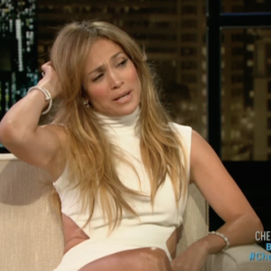Chelsea Grills J.Lo on Love Life