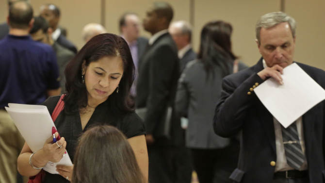 May US jobs report in spotlight at time of concern