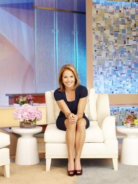 Katie Couric's Talk Show Sets First Guests