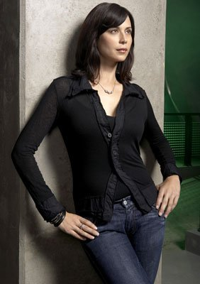 Catherine Bell SCI FI Channel's 'The Triangle'