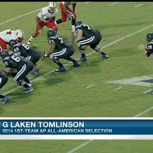 Obvious Choice: Duke offensive lineman Laken Tomlinson potential second round selection for Seattle Seahawks