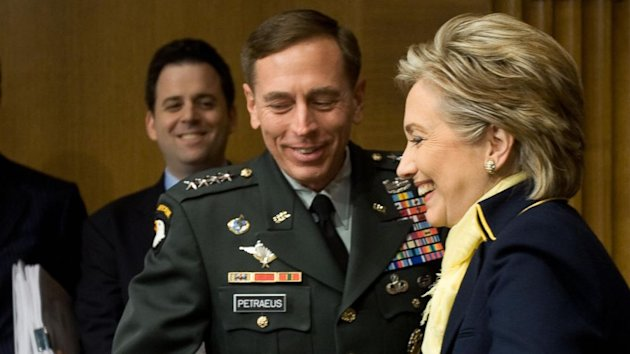 Did Petraeus Just Endorse Hillary Clinton? (ABC News)