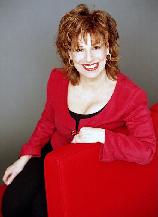 Joy Behar hosts The View on ABC. 
