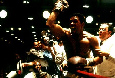 Will Smith as Muhammad Ali in Columbia's Ali