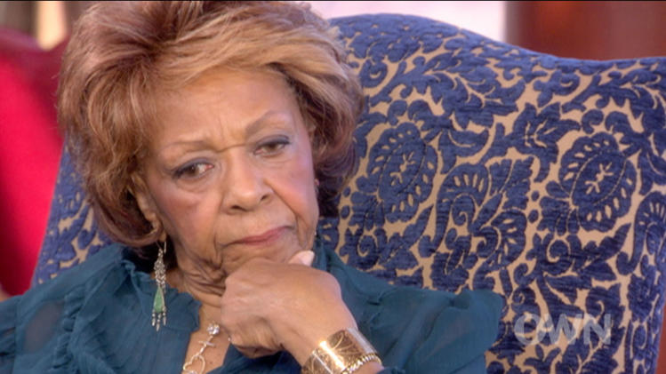 Cissy Houston opens up about the moment she learned of Whitney's death