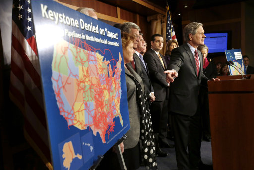 Boehner: No reason to block Keystone XL pipeline