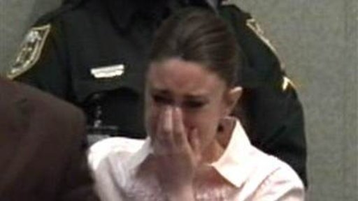 Casey Anthony: I Am Only Worth …