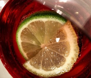 Citrus Cranberry Punch