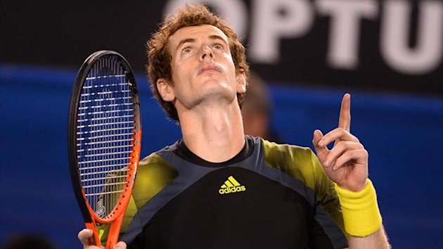 2013 Australian Open Semi Final Murray
