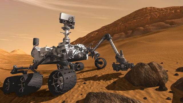 Mars Rover Curiosity Launched and Heading for Mars