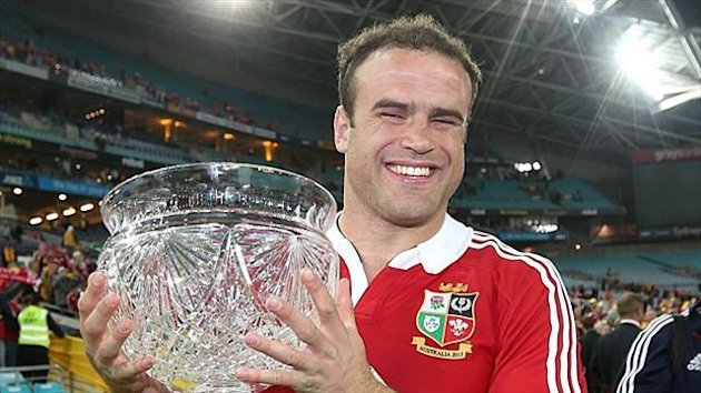 Jamie Roberts is targeting World Cup glory with Wales