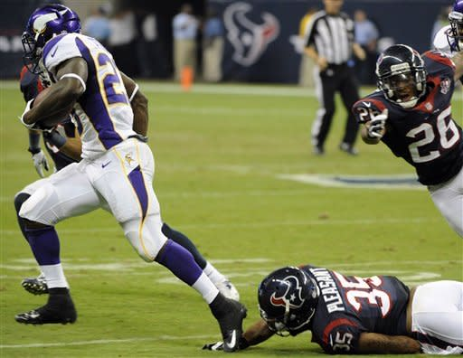 Texans beat Vikings in preseason finale