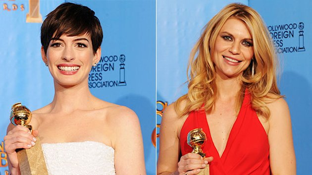 The 2013 Golden Globes Winners -- Revealed!