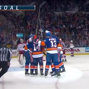 Capitals at Islanders / Game Highlights