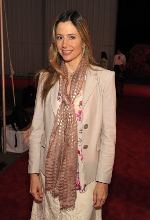Mira Sorvino (Trooper, CB …