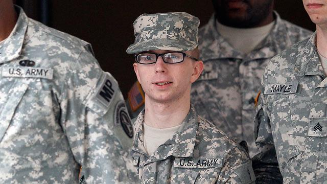 Bradley Manning Arraigned, Defers Entering Plea