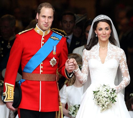"Prince William: ""I Slept About"" 30 Minutes Night Before Royal Wedding"