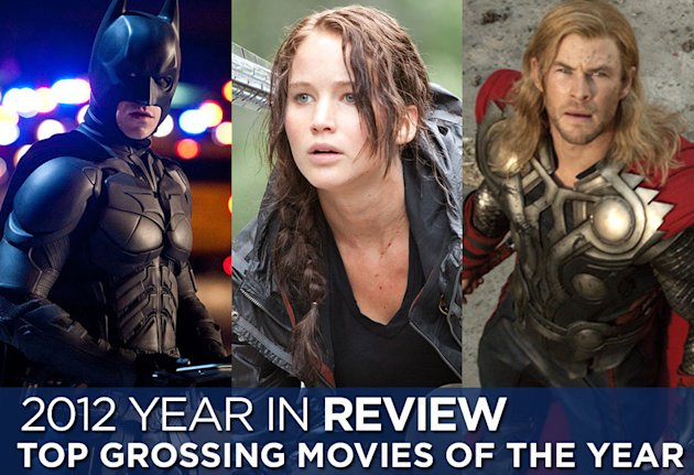 Top Grossing Movies of the Year