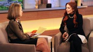 Lindsay Lohan on 'GMA': Learning From Her Mistakes and Relating to Elizabeth Taylor (Video)