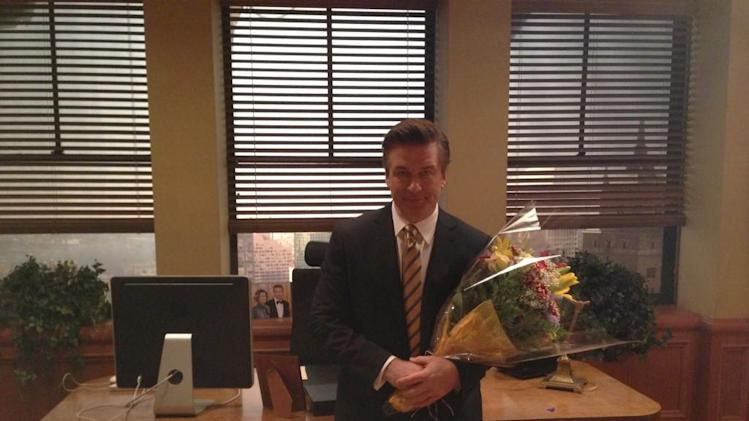 Alec Baldwin Bids Farewell to '30 Rock' and Jack Donaghy on Twitter