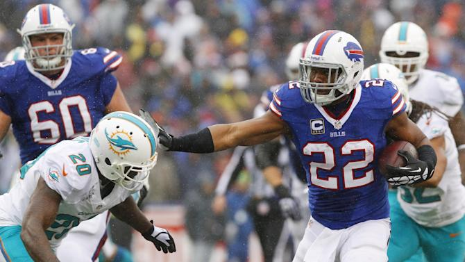 Bills blitz Dolphins in 19-0 win