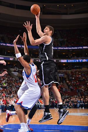 Nets disappointed by Lopez injury but won't panic