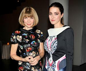 "Anna Wintour Threw Out ""Messy"" Christmas Tree Early, Says Daughter"