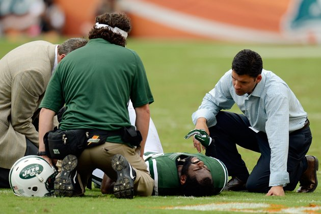 Jets' Revis Has Torn ACL, Will Likely Miss Season