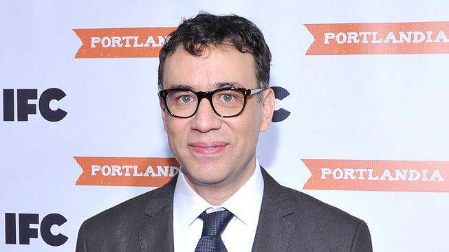 Fred Armisen PortlandiaNY Screening