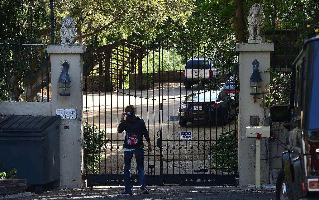 Foul play not suspected in Getty heir's death: official