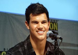 Taylor Lautner at 2009 Comic-Con International