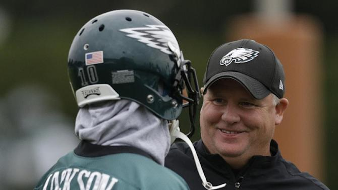 Eagles coach Kelly admits he messed up injury rule