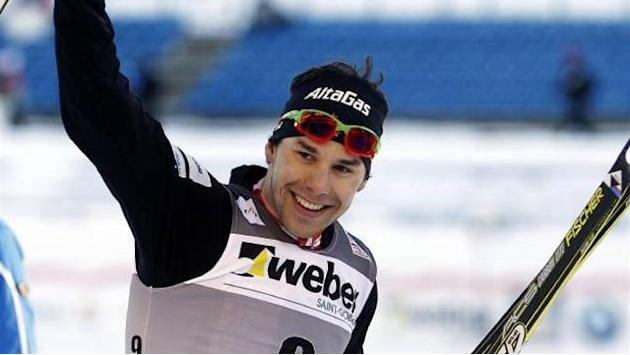Cross-Country Skiing - Harvey triumphs in Falun