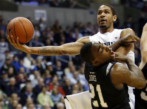 Xavier rolls to 62-47 victory over Butler