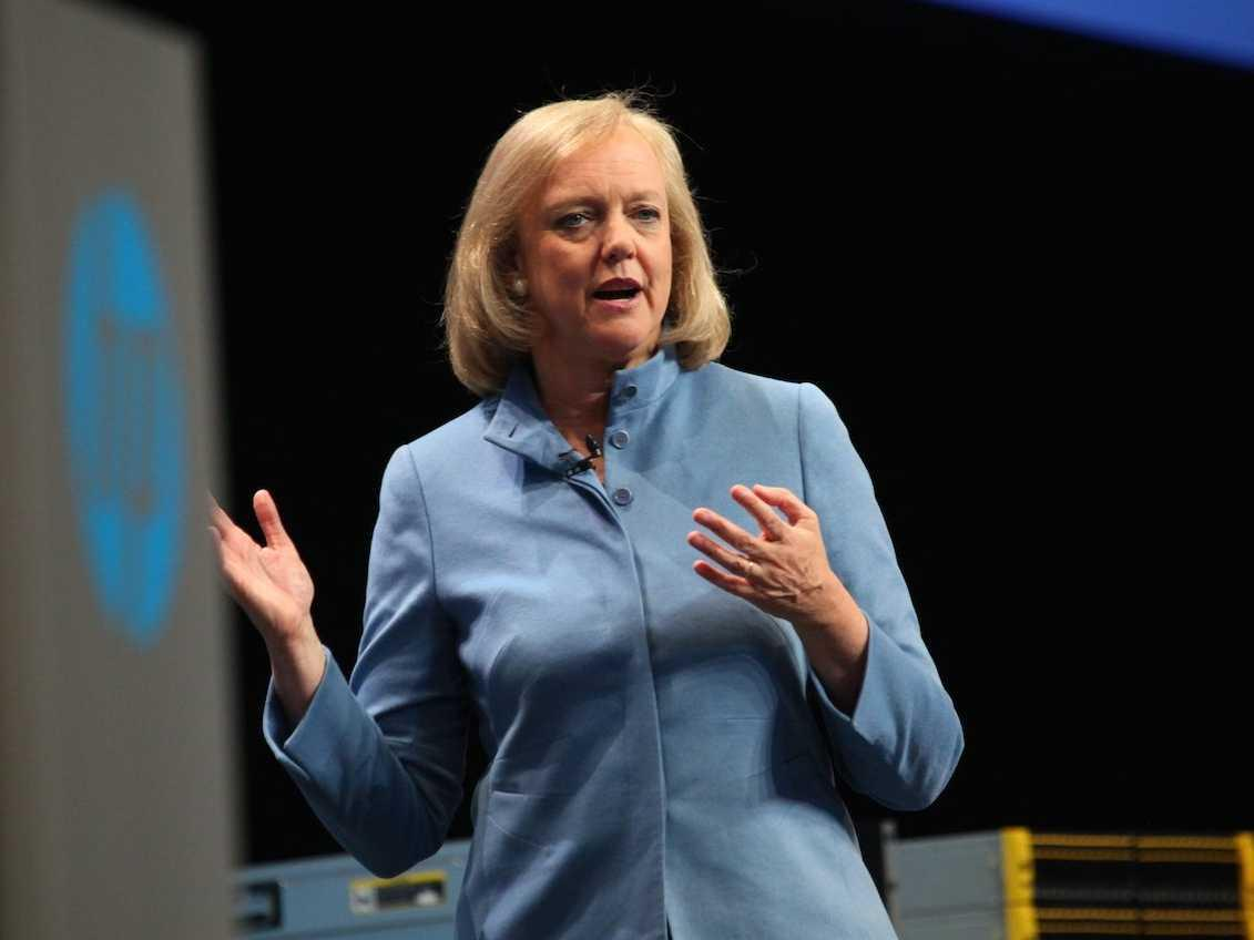 HP told some employees to choose between becoming contractors with no benefits or being fired without severance