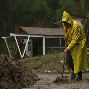 Rain Lashes California, but Not a Drought Buster