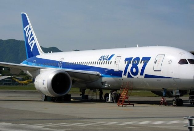 Japan's ANA to resume Dreamliner flights Sunday