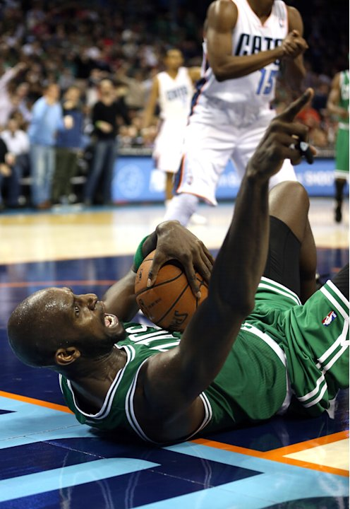 Boston Celtics v Charlotte Bobcats