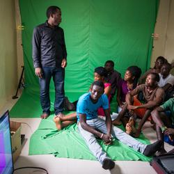 Meet the Liberian Filmmakers Who Made Documentaries on the Ebola Outbreak