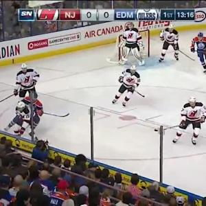 New Jersey  Devils at Edmonton Oilers - 11/21/2014