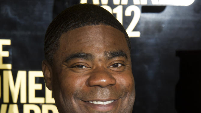 Tracy Morgan released from rehab month after crash