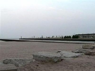 Girl Drowns In Lake Michigan