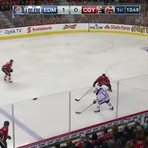 Edmonton Oilers at Calgary Flames - 01/31/2015