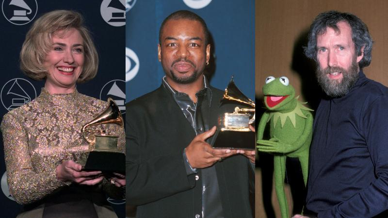 You Might Be Surprised That These People Won Grammys