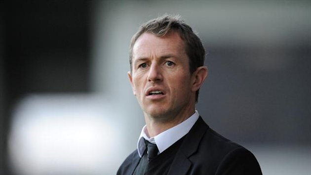 Gary Rowett's Burton Albion were beaten at home by Chesterfield
