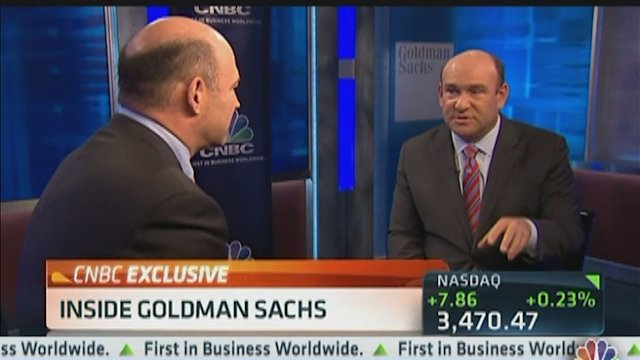 Inside Goldman Sachs