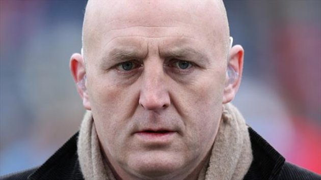 Keith Wood, pictured, believes leaving Brian O'Driscoll out of the side is a mistake