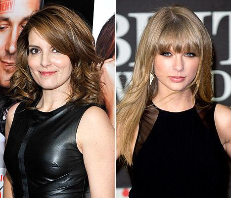 "Tina Fey Responds to Taylor Swift's Comments in Vanity Fair: ""It Was Just a Joke!"""