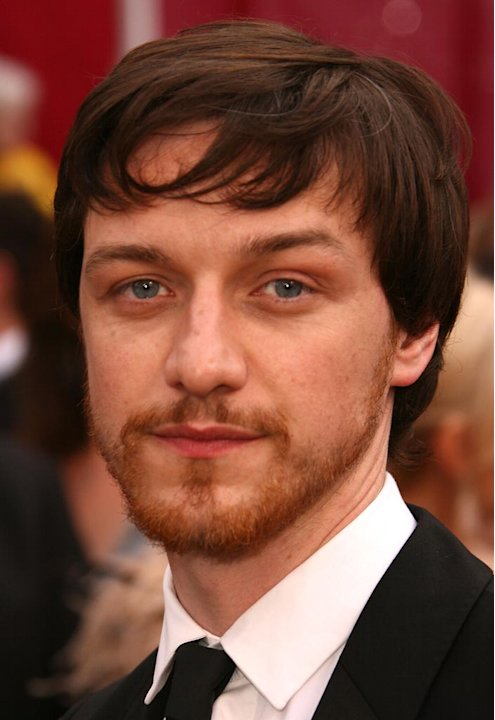 Oscars 2008 James McAvoy